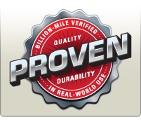 Gabriel Proven Heavy-Duty Shocks and Struts