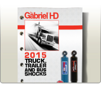Gabriel MaxControl Shocks and Struts