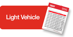 Light Vehicle - New Coverage Bulletins